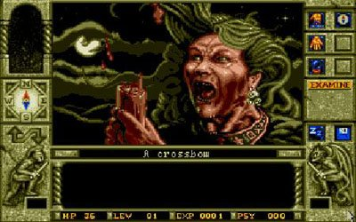 WaxWorks (Horrorsoft/Accolade) (1992)