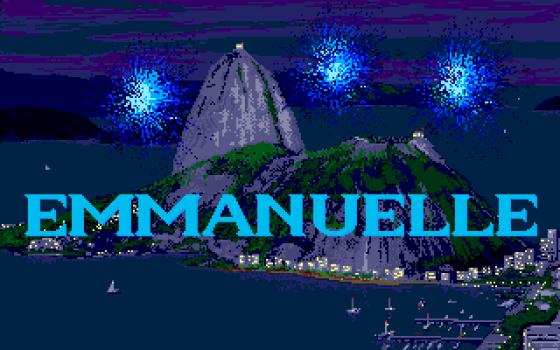 Río de Janeiro en fiesta, no es Carnaval, Emmanuelle les visita.