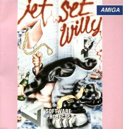 Jet Set Willy II_Front