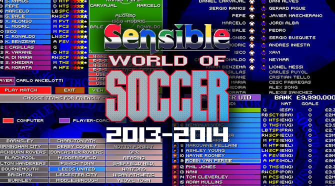 Actualizaciòn de SWOS 2013-2014