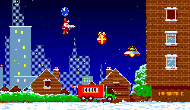 Santa & Rudolph Do Christmas! (Ian West/Jonathan Eggelton) (1994) (PD)